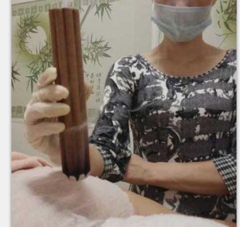 厦门荷香堂香灸艾灸养生九宫火莲香灸肾部理疗生殖系统莲7