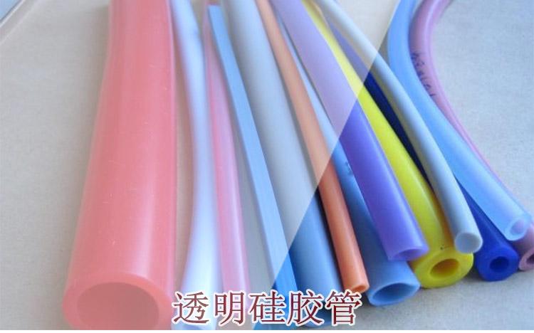 图来样定制       技术参数 产品名称:进口硅胶管(食品级,进口料,医用