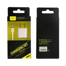 二合一组合iphone 5/ 6充电线插头套装 沣标数据线充电头套装批发零售 手机数据线充电头套装批发