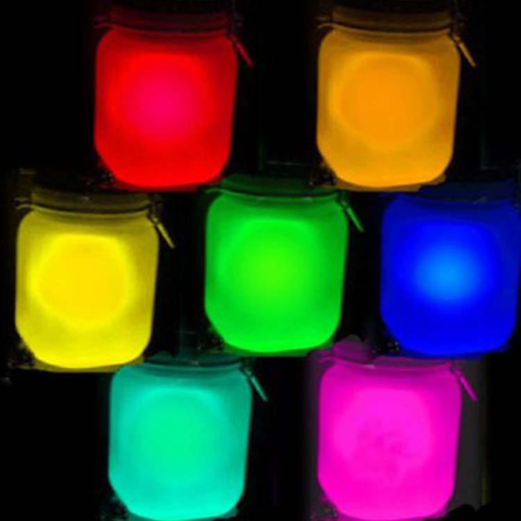 夜光服装专用夜光粉夜光玻璃专用夜光粉夜光橡胶专用夜光粉找金点