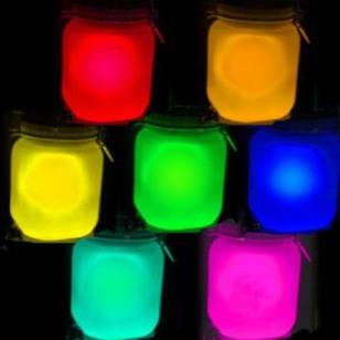 夜光陶瓷专用夜光粉图片