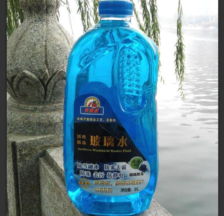 4S店玻璃水批发/玻璃水代工 -25℃玻璃水 车贵族品牌玻璃水