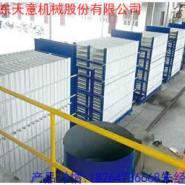 硅酸钙板复合墙板生产线图片