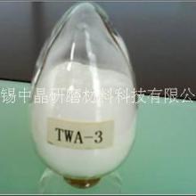江苏无锡中晶材料科技有限公司TWA平板状氧化铝研磨微粉TWA3
