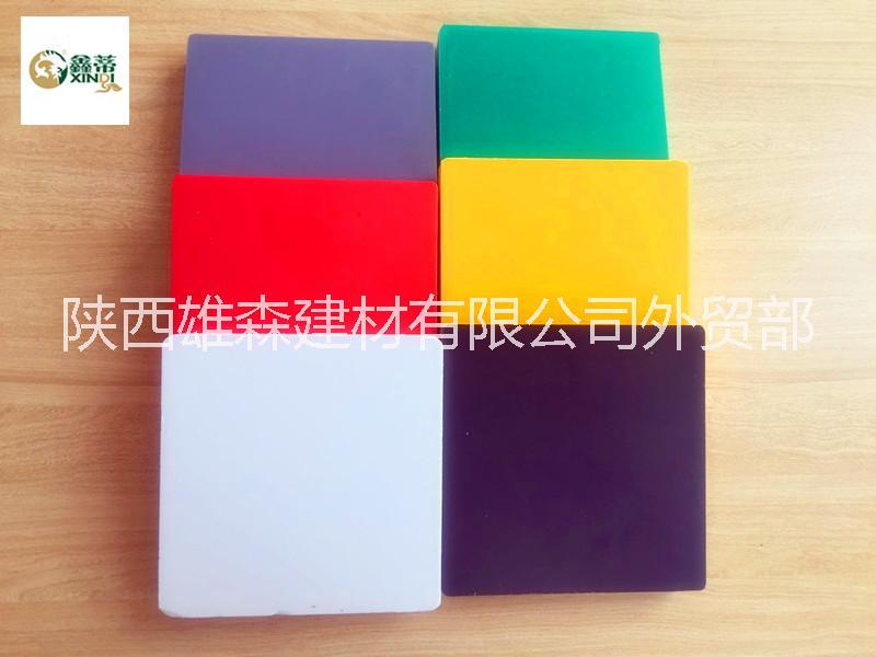 彩色PVC广告板/发泡板销售