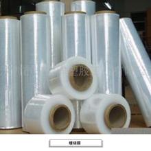 缠绕膜 打捆包膜设备用拉伸缠绕膜、手卷/机卷缠绕包装薄膜厂家直销