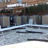 供应低温空气能热泵热水器让您洗澡更放心 欧卡能