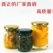 密封酱菜玻璃瓶图片
