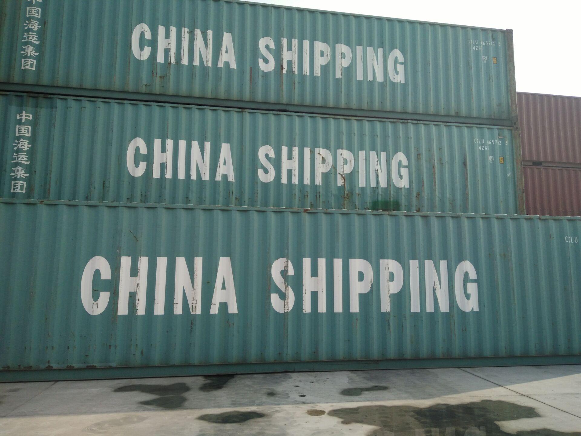 长期提供天津二手集装箱 二手冷藏箱 集装箱改造房 塘沽二手集装箱