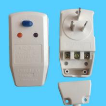 厂家直销热水器漏电保护插头/漏电保护插头/漏电保护插座10A电器漏电保护