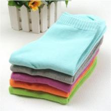 厂家直各类地摊袜子 男女纯棉中筒袜子 各种纯棉休闲袜子 全国包邮批发