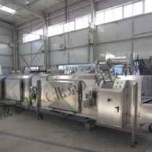 水饺速冻设备-隧道式液氮速冻机-速冻机-冷冻机-超冷设备
