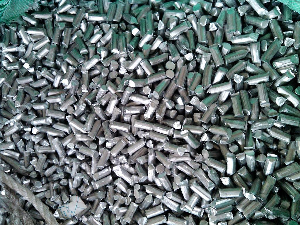 纯铝铝粒 山东铝粒 铝粒价格