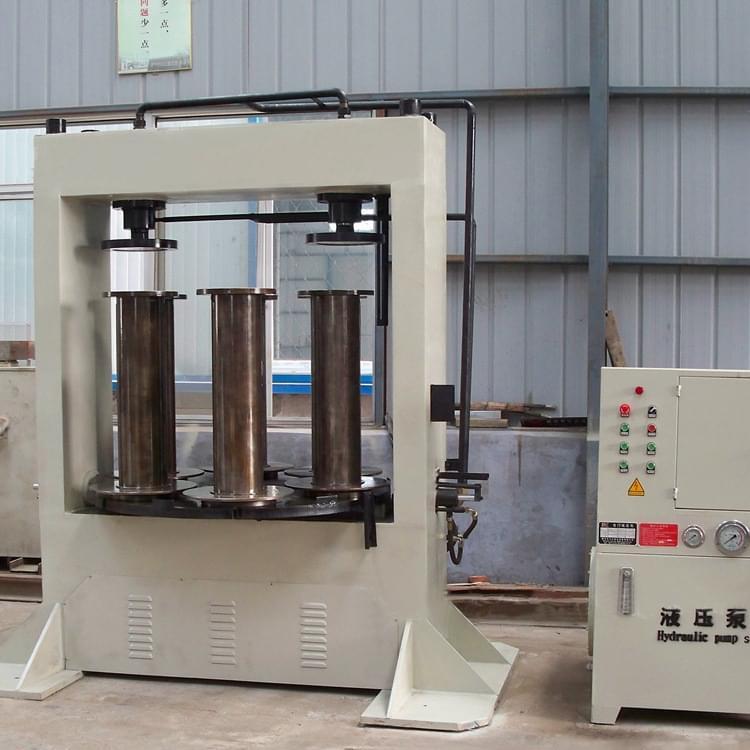 北田重工40T龙门液压机