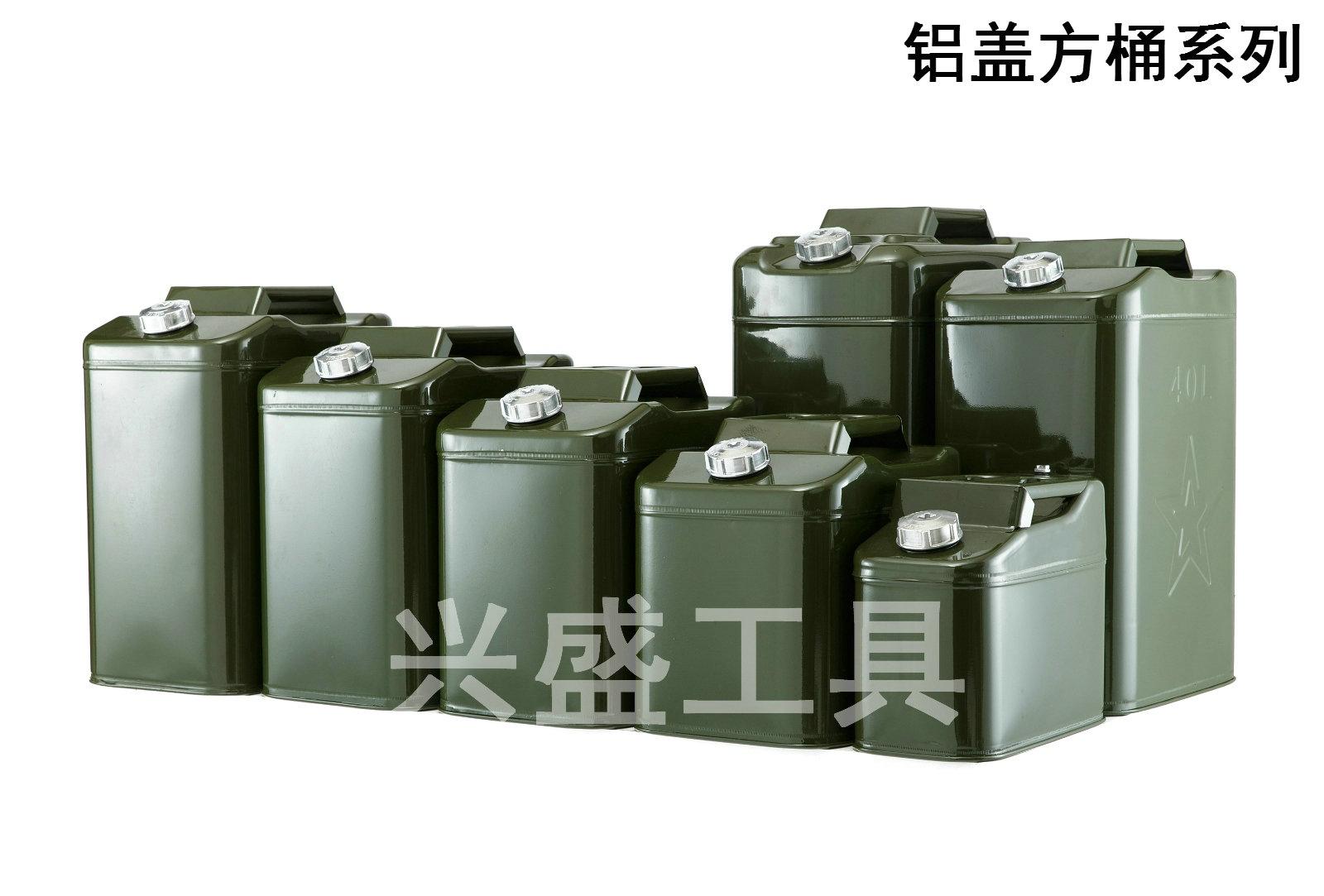 供应金属桶、30L方桶、汽油桶/柴油桶/日式油桶/金属桶/加厚型油箱 金属桶军用桶,储油桶,便携式油桶