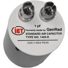 供应美国IET1403高频率标准空气电容箱