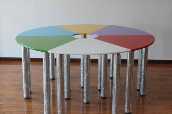 心禾心理 团体活动游戏器材(团体辅导包 彩色团体活动桌)优惠直供