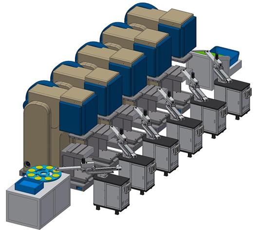 生产线搬运机器人 生产线搬运机器人厂家 生产线搬运机器人供应商