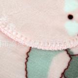 厂家批发床上用品 加厚毛毯 毛毯工厂婴幼儿毛毯毯子