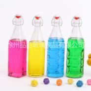 无铅玻璃酵素瓶图片