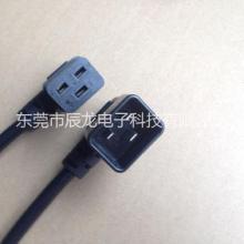 电动车电池连接线 电动车电池连接线 充电延长电源线批发