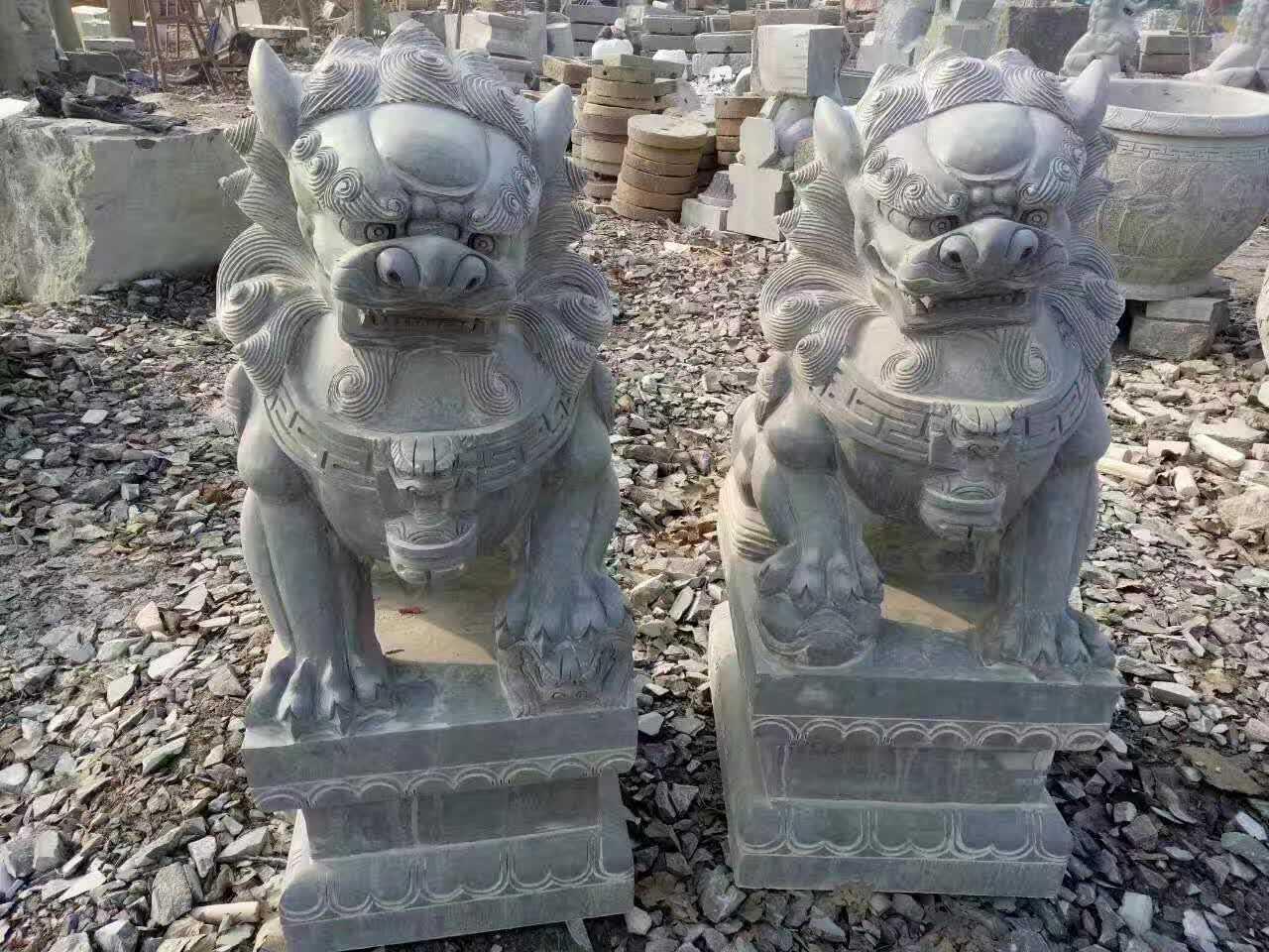 山东嘉祥雕刻之乡