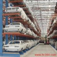天津汽车4S店货架图片