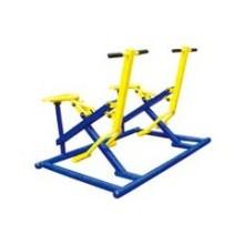 供应上海小区健身器材设施双人健骑机 双人健骑机价格 双人健骑机厂家 供应小区健身器材设施双人健骑机批发