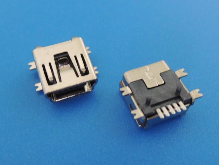 MINI USB 5P F B