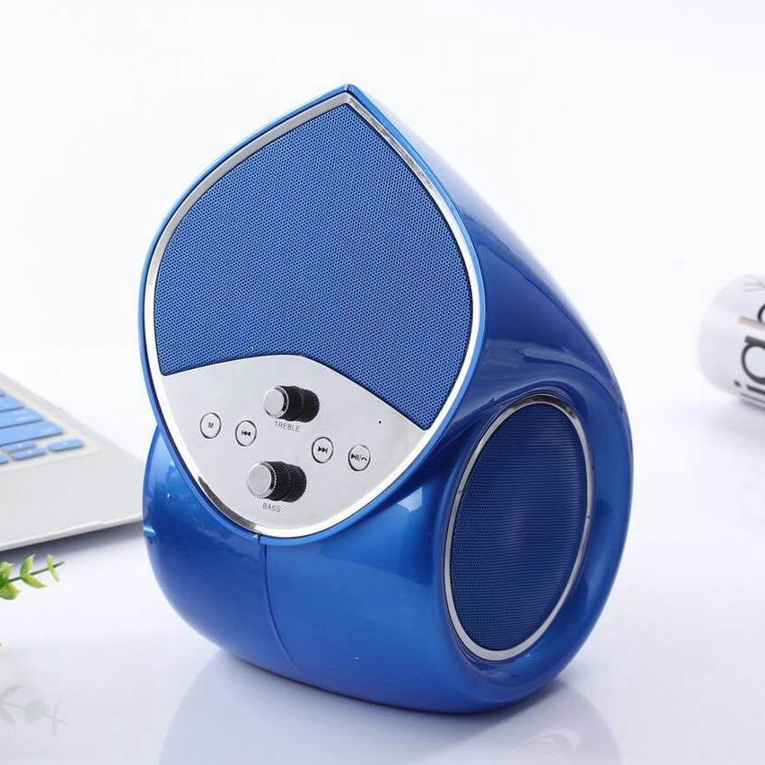 新款蓝牙音箱海螺号4000毫安电池15W喇叭深圳蓝牙音箱厂家直销