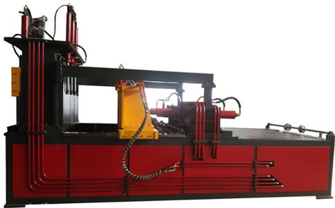 山东波纹片成型机加工机变压器油箱成型机BWP-1300