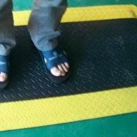 防静电抗疲劳地垫脚垫