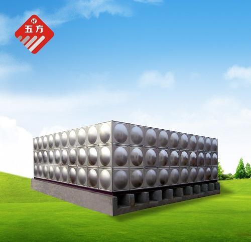 专业订做304不锈钢方形水箱组合水箱