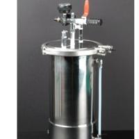 压力桶不锈钢压力桶 抗高压耐腐蚀不锈钢压力桶胶桶 订做不锈钢压力桶图片