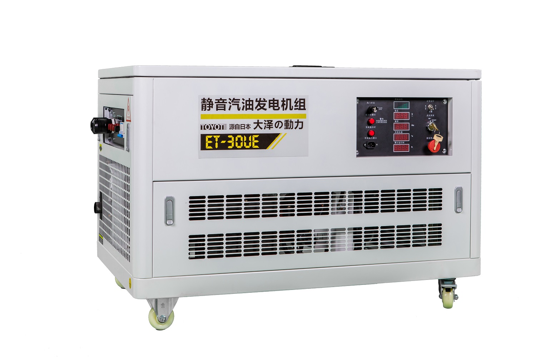 无刷免维护汽油发电机组 30KW无刷免维护汽油发电机组