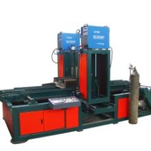 数控波纹片焊接机波纹片油箱自动焊接机变压器油箱散热片焊接机HJJ-1300图片