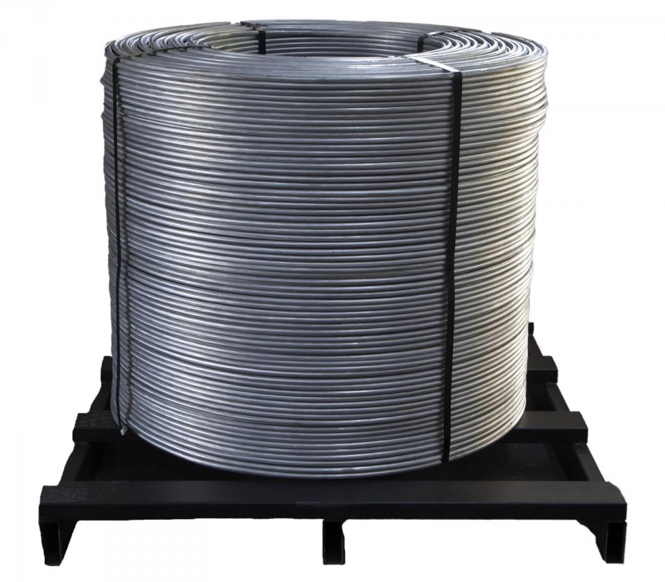 华拓专供硅钡钙包芯线, 厂家硅钡钙包芯线,包芯线产品全