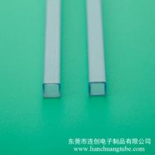 挤出成型ic包装管耐压性强ic塑料包装条天津pvc方管厂批发