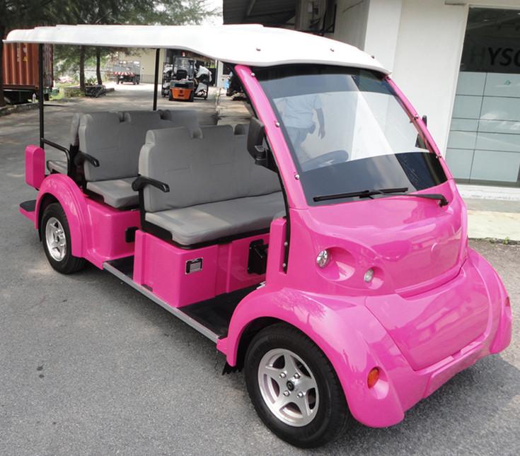 福建8座电动观光车 款式齐全可定制颜色及LOGO