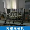 伺服灌装机生产图片