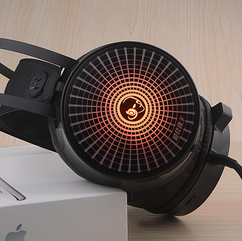 bestplayeB196超轻款发光耳机,头戴式耳机,电脑耳机