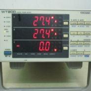 横河WT200功率计图片