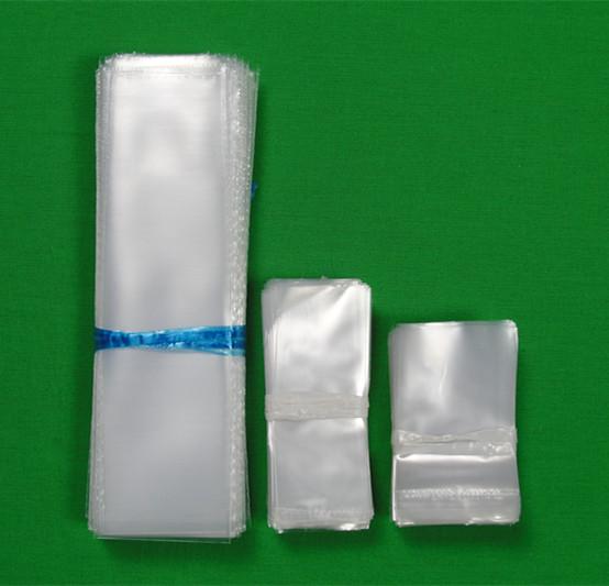 两边封包装袋 PE袋可定制印刷LOGO 8丝透明PE袋 12丝零件袋  厂家批发直供环保PE骨袋  塑料自封袋