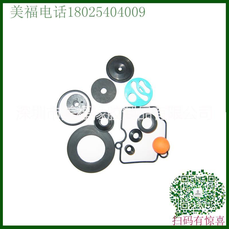 定制防水电连接器用密封件密封制品广东工厂来图来样加工硅橡胶配件