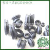 厂家定制黑色中孔高品质护线套 内直径4-16MM的护线套现货供应