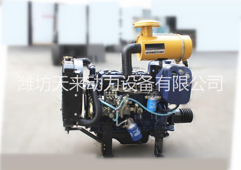 批发供应潍柴 490柴油机全柴同款 潍柴490柴油机发动机