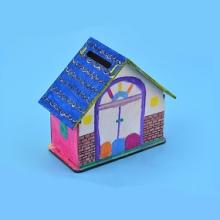 木制模型拼图玩具木质3D立体拼图儿童益智玩具儿童积木拼装