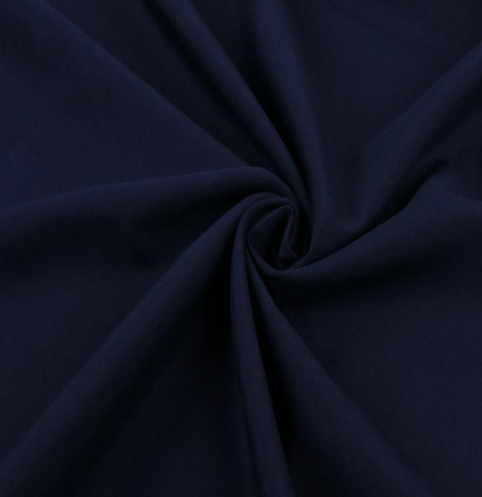 高档工衣制服布料平纹细旦棉职业装制服时装衬衫面料厂家现货