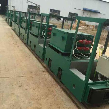 供应喀什新三吨电机车110v电机车CJY3-6工矿电机车