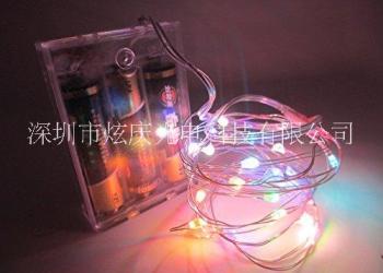 LED铜线灯串图片